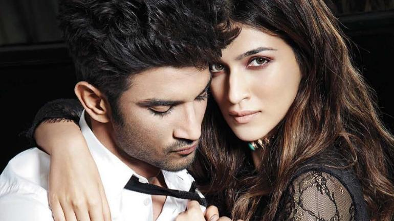Heart Touching Message Of Kriti Sanon For Late Sushant Singh Rajput