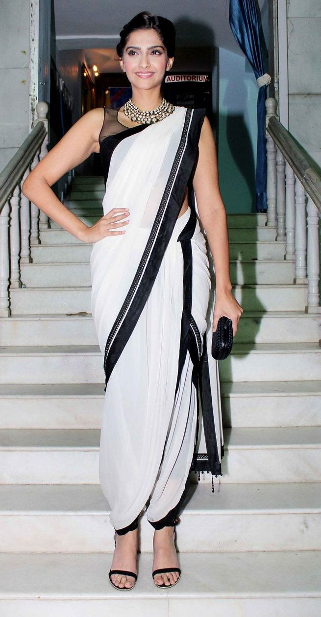 Celebrity Inspired 5 Different Ways To Drape A Saree