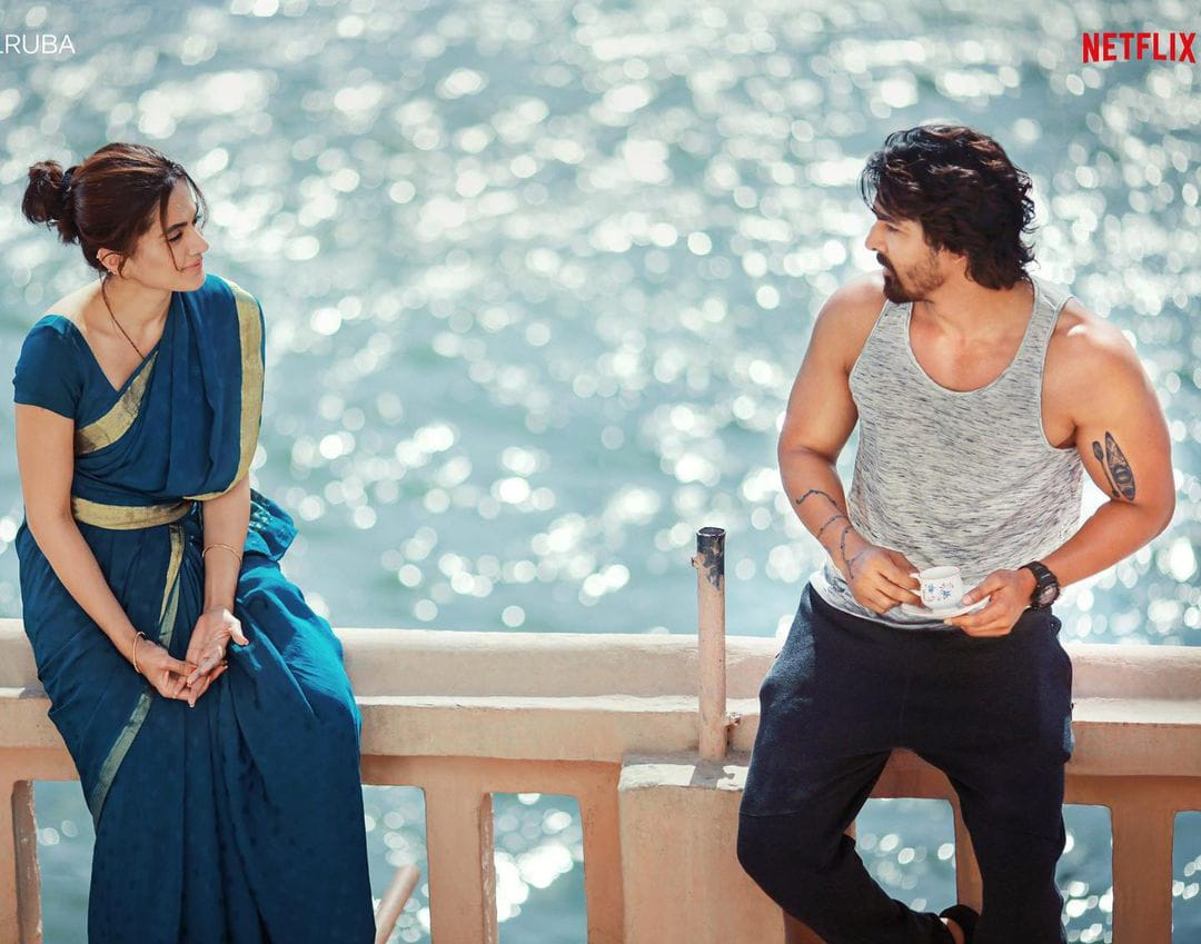Taapsee Pannu, Harshvardhan Rane starrer Haseen Dillruba to release on THIS date!